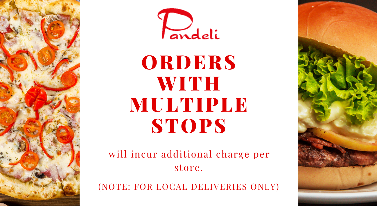 Order with multiple stops