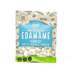 Founding Farmers Edamame Roasted Shelled Garlic 40g