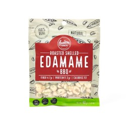 Founding Farmers Roasted Shelled Edamame BBQ 40g