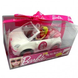 Mattel 2009 Barbie My Fab Car + Candies