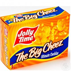 Jolly Time The Big Cheese Popcorn 298g