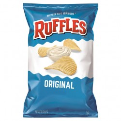 Ruffles Potato Chips Original 6.5 oz.