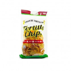 Casa De Tortilla Nacho Chips Natural Flavor 500g