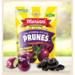 Mariani Prunes with Pits 198g