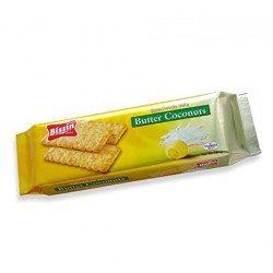 Bissin Butter Coconuts 180g