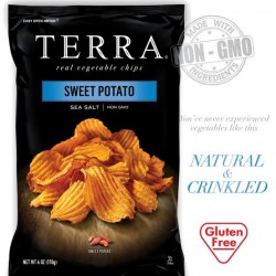 Terra Sweet Potato Chips 170g