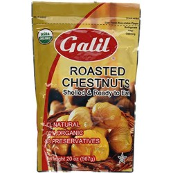Galil Roasted Chestnuts 567g