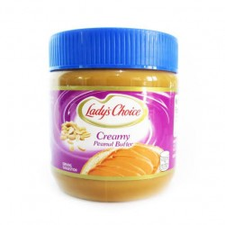 Lady's Choice Peanut Butter Sweet & Creamy 340g