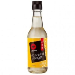 Obento Rice Wine Vinegar 250ml