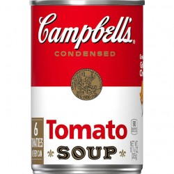 Campbell's Condensed Soup Tomato 10.75oz 305g