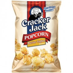 Cracker Jck Popcrn Btrcfe8.50oz