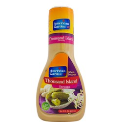 American Garden Thousand Island ​267ml