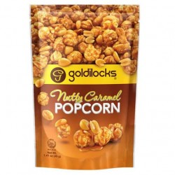 Goldilocks Nutty Caramel Popcorn 40g