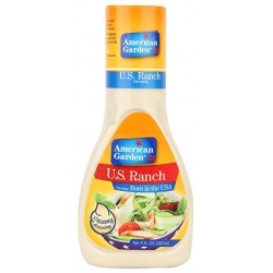 American Garden US Ranch Dressing 267ml