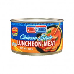 Purefoods Chinese Style Luncheon Meat 165g