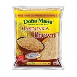 Dona Maria Jasponica Brown Rice 2kg