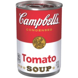 Campbell Condensed Soup Tomato 640g