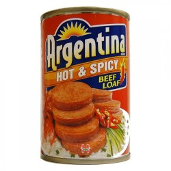 Argentina Hot & Spicy Beef Loaf