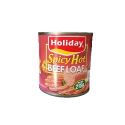 Holiday Beef Loaf Spicy Hot 150g