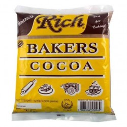 RICH BAKERS COCOA 500G