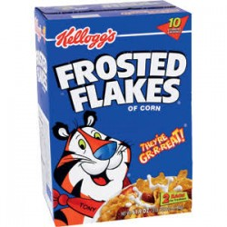 Kellog's Frosted Flakes Cereal 61.9 oz