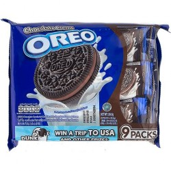 Oreo Chocolate Biscuits 29.4 9s