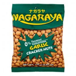 Nagaraya Garlic Cracker Nuts 40g