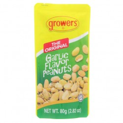 Growers Garlic Flavor Party Snack 300g/280g