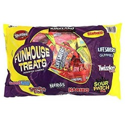 Kirkland Signature Funhouse Treats Assorted Candies 5.75 lbs