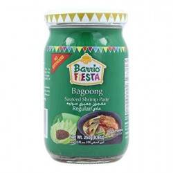 BARRIO FIESTA BAGOONG REGULAR 500G