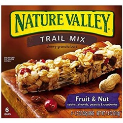 Nature Valley Fruit And Nut Chewy Granola Bars Trail Mix