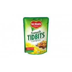 Del Monte Pineapple Tidbits Heavy Syrup 115g