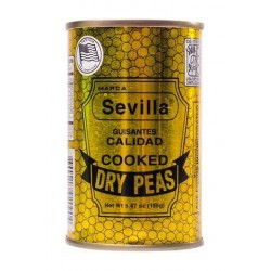 Sevilla Cooked Dry Peas 155g