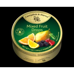 Cavendish & Harvey Mixed Fruit Drops 175g