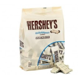 Hershey's Cookies & Cream Snack Size 31.9oz