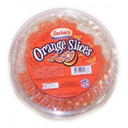 Zachary Orange Slices 680g