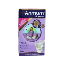 ANMUM MATERNA POWDERED MILK DRINK CHOCOLATE 180G