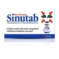 Sinutab Flu Tablet