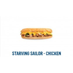 Army Navy Starving Sailor - Chicken