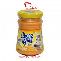 CHEEZ WHIZ ORIGINAL 250G/220G