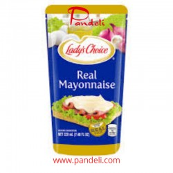LADYS CHOICE REGULAR MAYONNAISE 220ML DOY