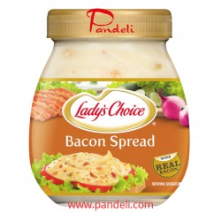 LADY'S CHOICE SANDWICH SPREAD BACON 220ML