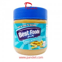 BEST FOODS PEANUT BUTTER SPREAD 170G