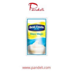 BEST FOODS REGULAR MAYONNAISE MAYO MAGIC 80ML