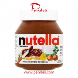 NUTELLA HAZELNUT SPREAD 680G
