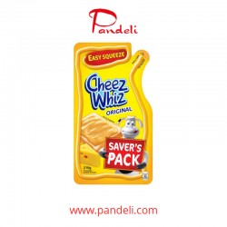 CHEEZ WHIZ EASY SQUEEZE 62G