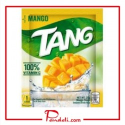 TANG MANGO FLAVOR 25G LITRO PACK