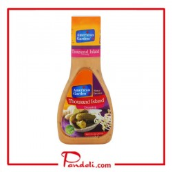 AMERICAN GARDEN THOUSAND ISLAND DRESSING 9OZ