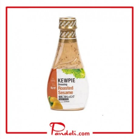 KEWPIE DRESSING ROASTED SESAME 210ML