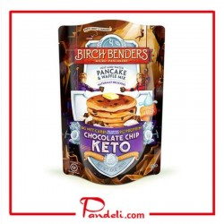 Birch Bender's Organic Chocolate Chip Pancake & Waffle Mix 454g